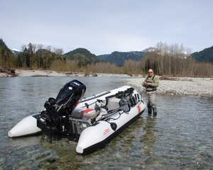 Custom Aluminum & Inflatable Boats For Sale in Canada